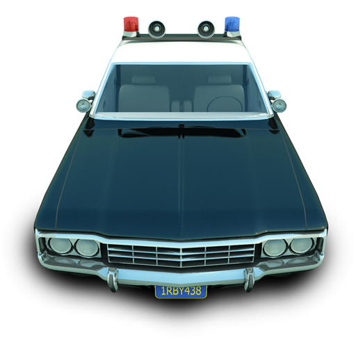 Police Car icon