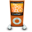 iPodPhonesOrange icon