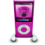 iPodPhonesPink icon