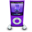 iPodPhonesPurple icon