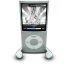 iPodPhonesSilver icon