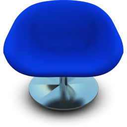 Blue Seat icon