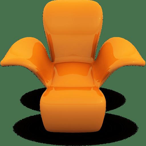 Orange-Seat icon