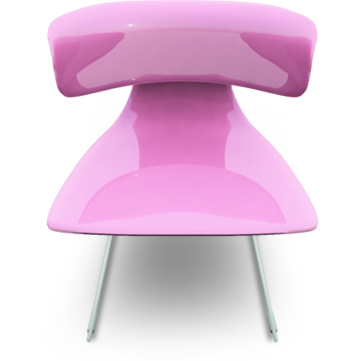 Pink Seat icon