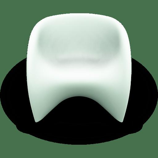 White Seat icon