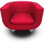Magenta Seat icon