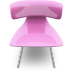 Pink-Seat icon