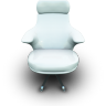 WhiteVinil-Seat icon