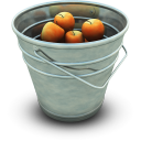 Full Bucket icon