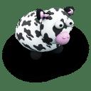 CowBlackPorcelaine icon