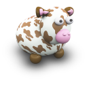 CowBrownaPorcelaine icon