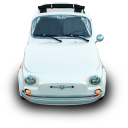 Fiat 500 icon