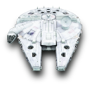 MilleniumFalcon icon