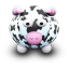 http://icons.iconarchive.com/icons/archigraphs/we-love-cows/64/CowBlackSpots-icon.png