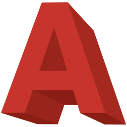 Letter A icon