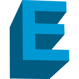 Letter E icon