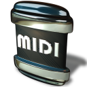 File MIDI icon