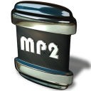 File MP 2 icon