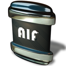 File AIF icon