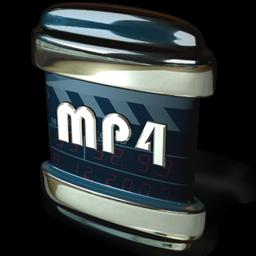 File MP 4 icon