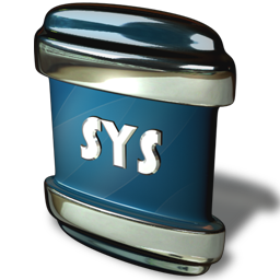File SYS icon
