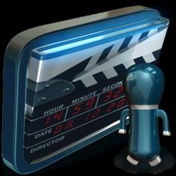 Folder My Shared Videos icon
