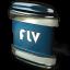 File FLV icon