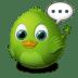 Adium-Bird-Alert icon