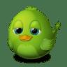 Adium-Bird-Idle icon