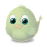 Adium-Bird-Invisible icon