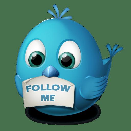Follow Admin