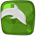 dolphin icon