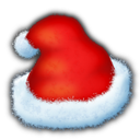 santas hat icon