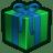 Present green icon