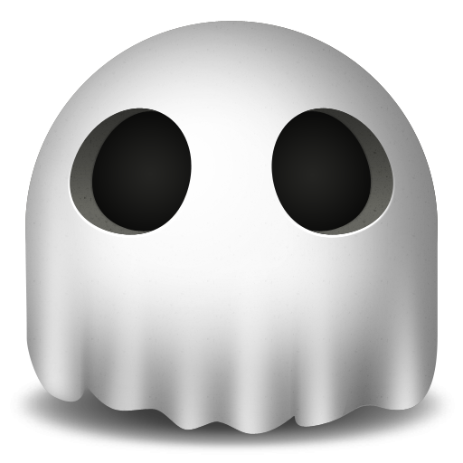 Ghost Icon | Halloween Iconset | Arrioch