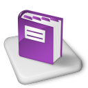 Color-MS-OneNote icon