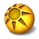 orbz sun icon