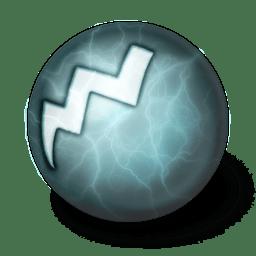 Orbz lightning icon