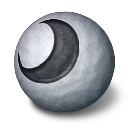 http://icons.iconarchive.com/icons/arrioch/orbz/256/orbz-moon-icon.png