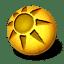 Orbz sun icon