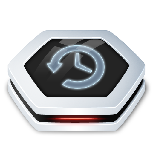 Drive TimeMachine icon