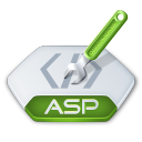 Adobe dreamweaver asp icon