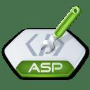 Adobe dreamweaver asp icon