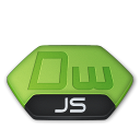 Adobe dreamweaver js v2 icon