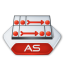 Adobe flash as icon