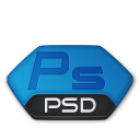 Adobe-photoshop-psd-v2 icon