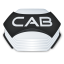 Archive-cab icon