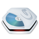 Drive BDRom icon