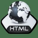 Internet html icon