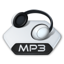 Media music mp 3 icon